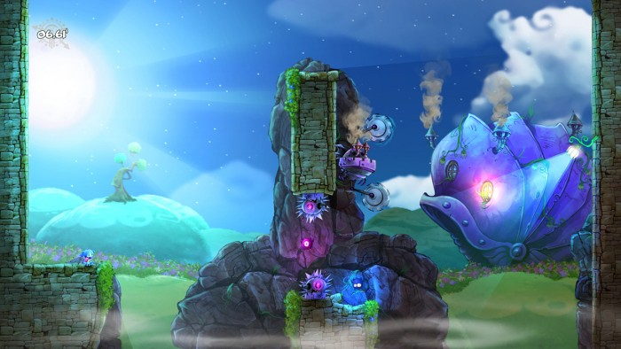 Screenshot zu OkunoKA Madness für die Nintendo Switch