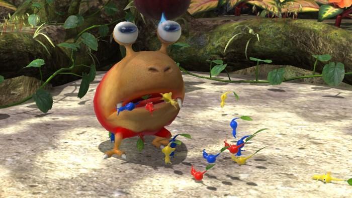 Screenshot von Pikmin 3 Deluxe