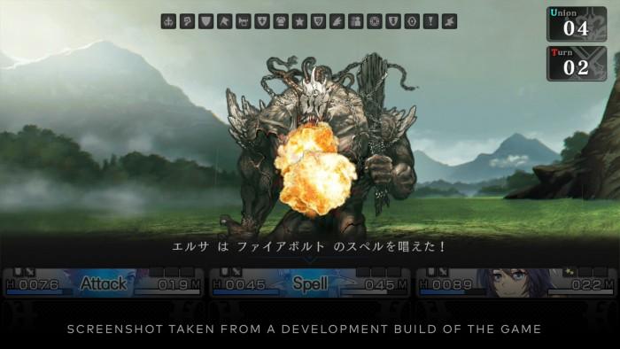 Screenshot von Saviors of Sapphire Wings