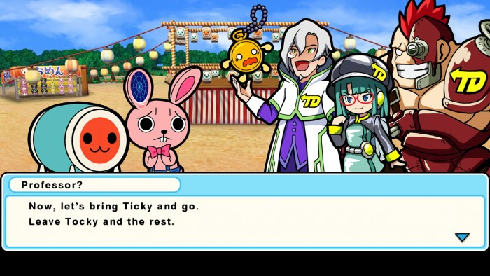 Screenshot von Taiko no Tatsujin: Rhythmic Adventure Pack
