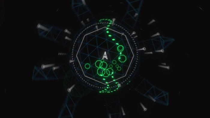 Screenshot vom Spiel Terror Squid