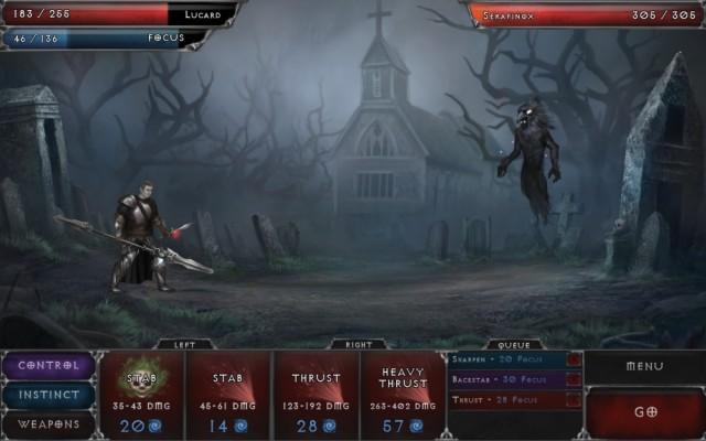 Screenshot zu Vampire's Fall – Origins