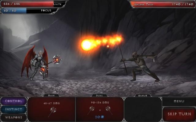 Screenshot zu Vampire\'s Fall – Origins
