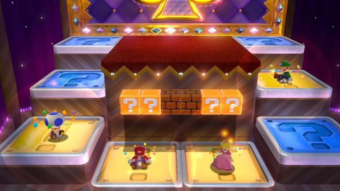 Screenshot von Super Mario 3D World + Bowser\'s Fury