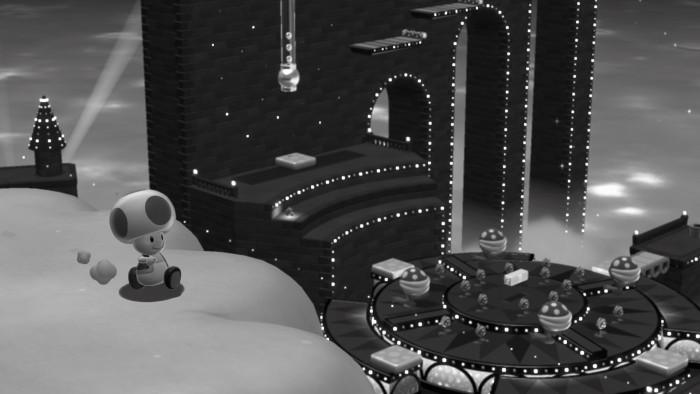 Screenshot von Super Mario 3D World + Bowser's Fury
