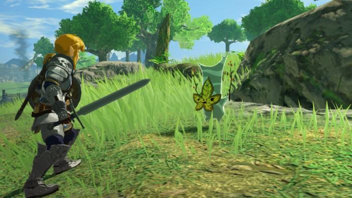 Screenshot von Hyrule Warriors: Zeit der Verheerung