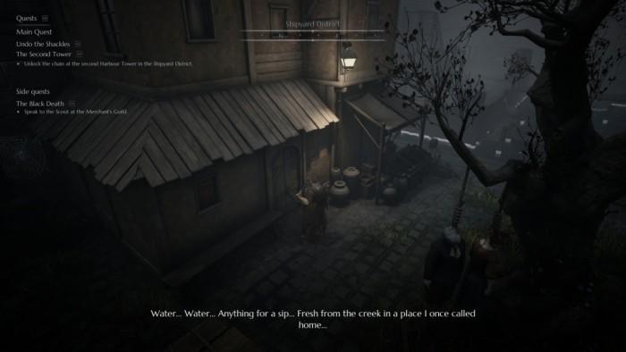 Screenshot zu Black Legend