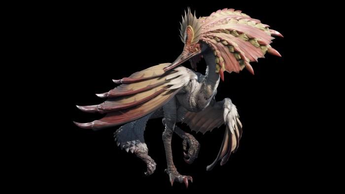 Artwork (1) zu Monster Hunter Rise