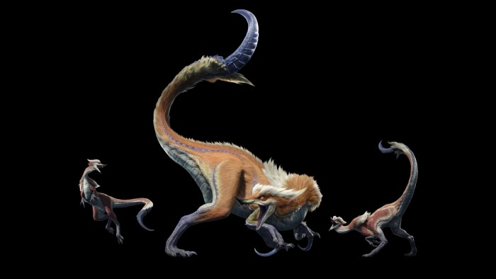 Artwork (2) zu Monster Hunter Rise