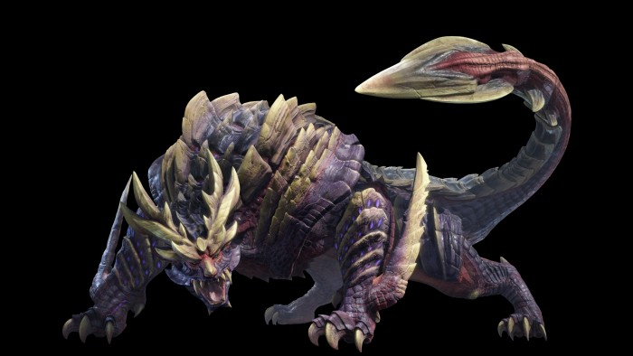 Artwork (4) zu Monster Hunter Rise