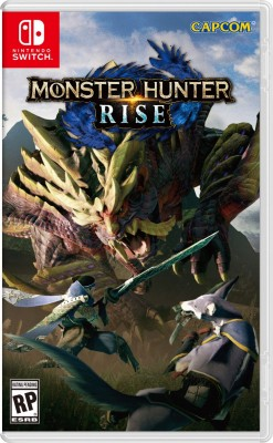Boxart (1) zu Monster Hunter Rise