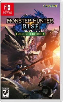 Boxart (2) zu Monster Hunter Rise