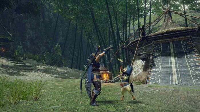 Screenshot (27) zu Monster Hunter Rise