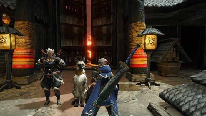 Screenshot (29) zu Monster Hunter Rise