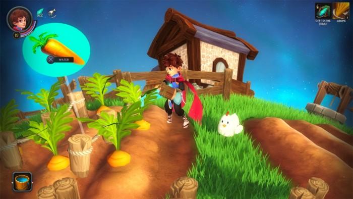 Screenshot zu Deiland für die Nintendo Switch