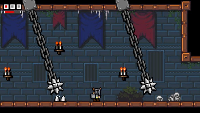 Screenshot zu Horned Knight