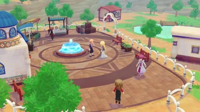 Screenshot zu Story of Seasons: Pioneers of Olive Town Erweiterungspass Teil 3