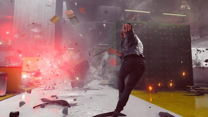 Screenshot vom Spiel Control Ultimate Edition - Cloud Version