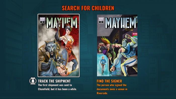 Screenshot vom Spiel Mayhem Brawler
