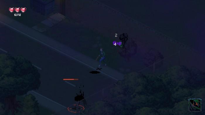 Screenshot vom Spiel Kingdom of Night