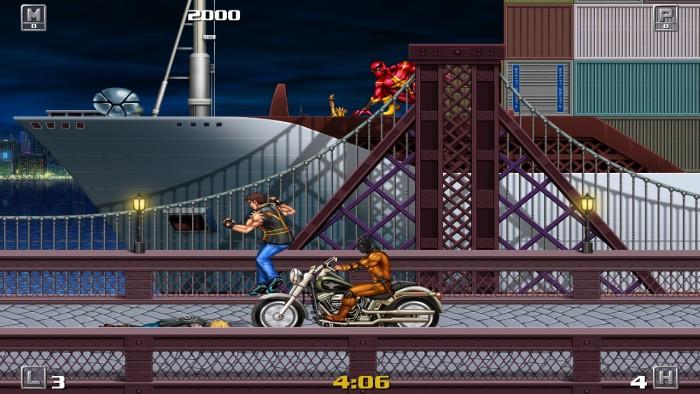 Screenshot vom Spiel Shadow Gangs