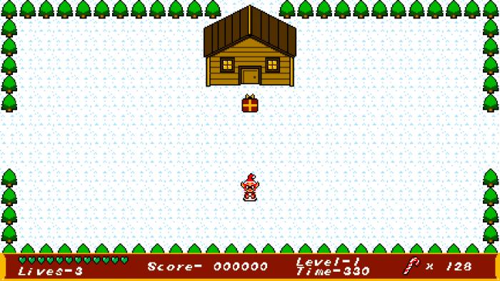 Screenshot vom Spiel Seasonal Assistant