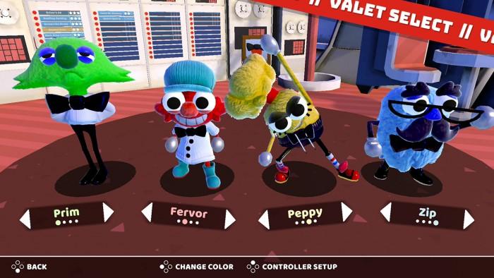Screenshot vom Spiel Very Very Valet