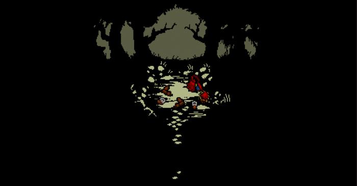 Screenshot vom Spiel Everhood