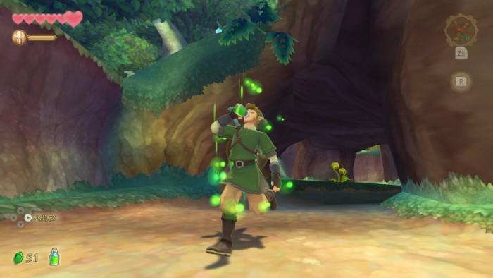 Ein Blick auf alle aktuellen Screenshots zu The Legend of Zelda: Skyward Sword HD