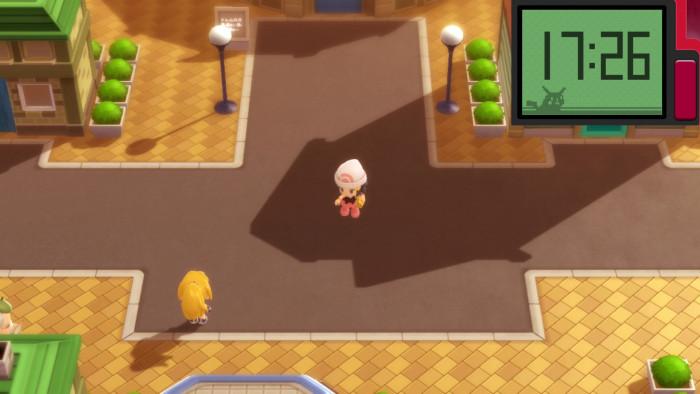 Screenshot von Pokémon Strahlender Diamant und Leuchtende Perle