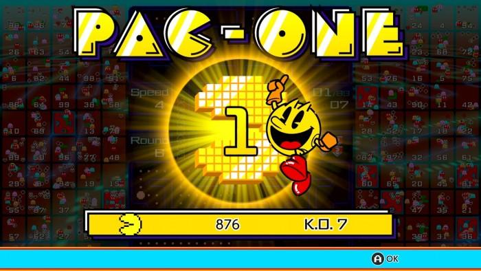 Screenshot von PAC-MAN 99