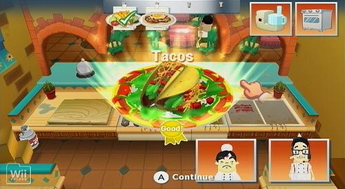 Bild zum Spiel Order Up!
