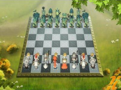 Bild zum Spiel Chess Crusade