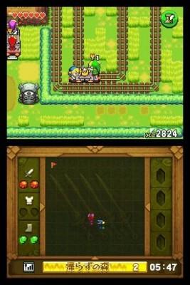 Zelda Four Swords Screenshot 7