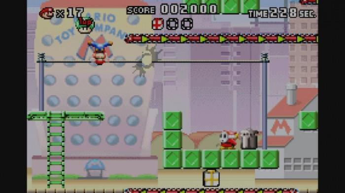 Reckturner Mario