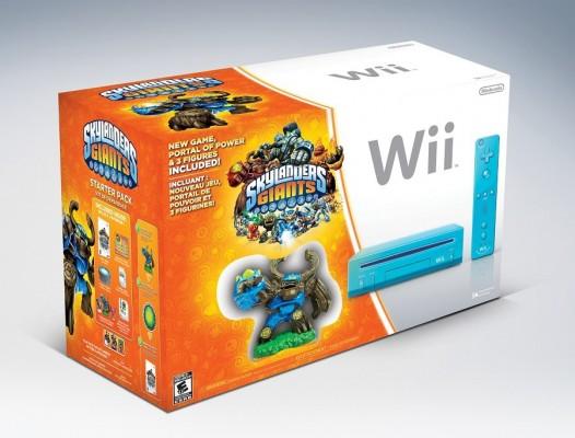 Skylander Giants Wii Bundle (US)