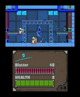 Screenshots zu Alien Chaos 3D