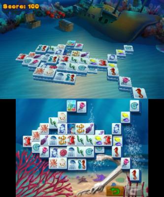 Mahjongg-Fisch