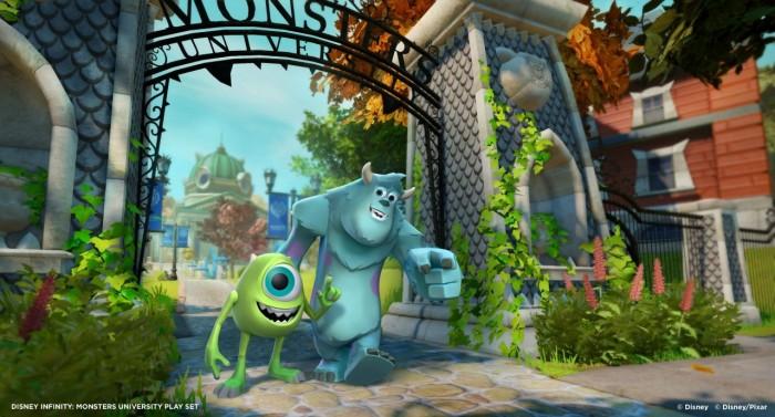 Willkommen in der Monster-Universität