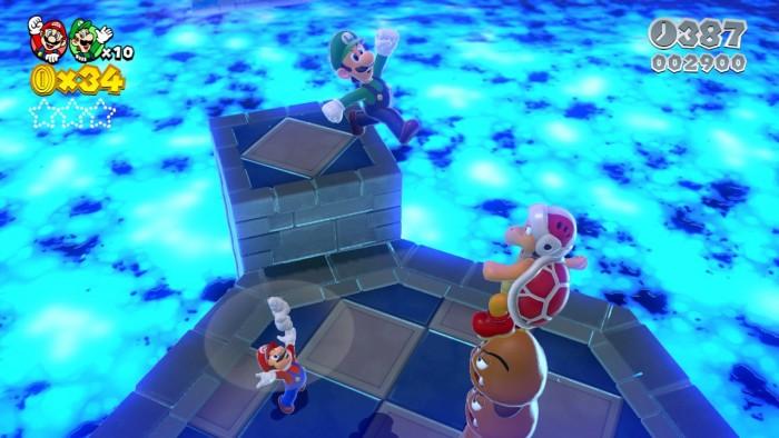Neue Bilder zu Super Mario 3D World 1