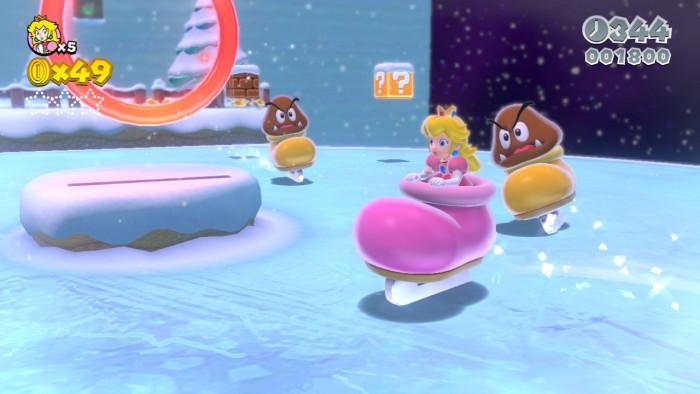 Neue Bilder zu Super Mario 3D World 3