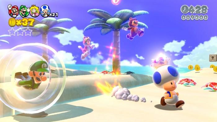 Neue Bilder zu Super Mario 3D World 4