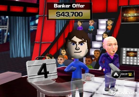 Bild zum Spiel Deal or no Deal: Der Banker schlägt zurück
