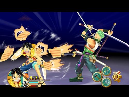 Bild zum Spiel One Piece: Unlimited Cruise 2