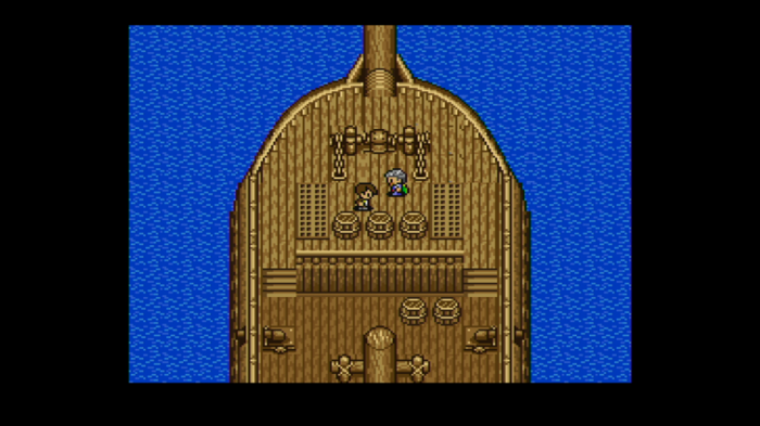 An Deck