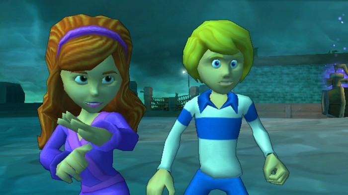 Bild zum Spiel Scooby Doo! Geheimnisvolle Abenteuer