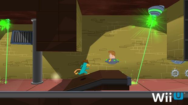 Böse Laser und Männer in UFOs
