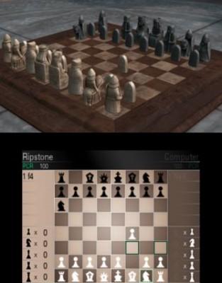 Schwarz/weiß Schach