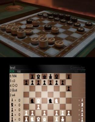 Platte Figuren Schach