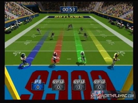 Bild zum Spiel Family Fun Football [Import]